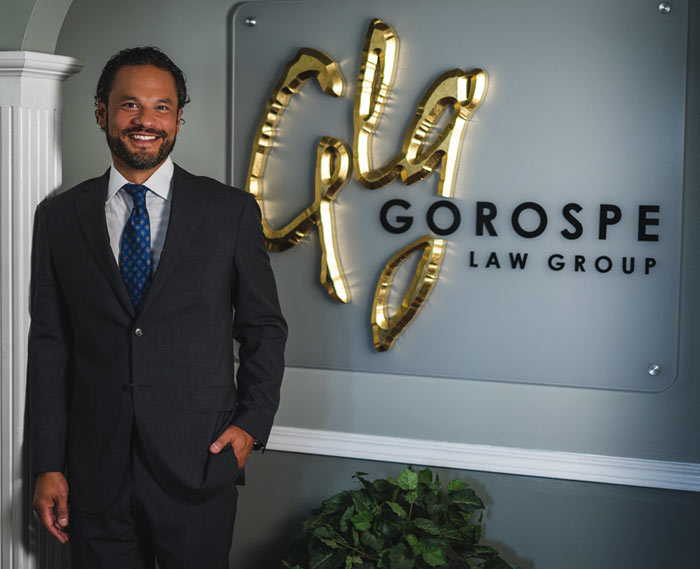 Personal Injury Attorney, Anthony Gorospe with the Gorospe Law Group Personal Injury Law Firm in Tulsa
