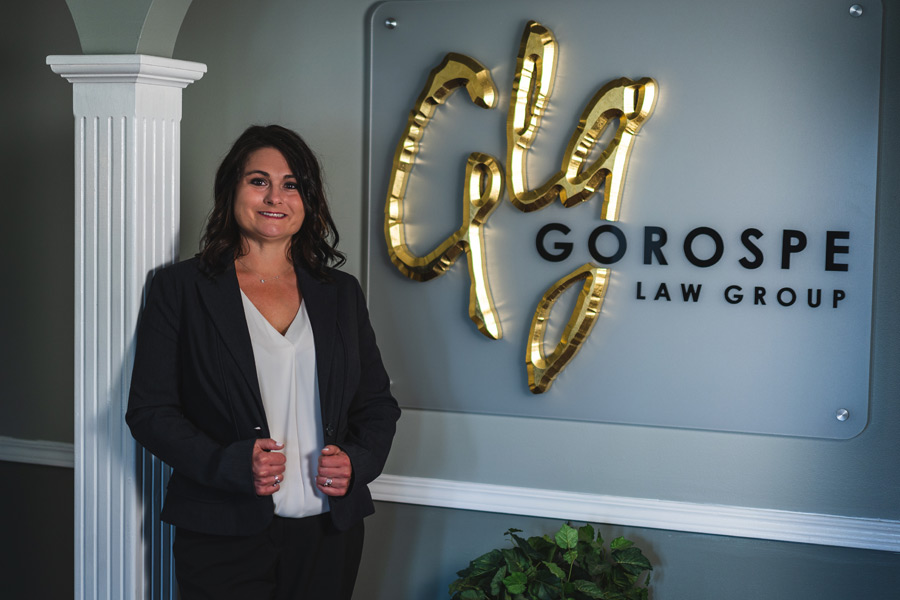 Shannon with the Gorospe Law Group