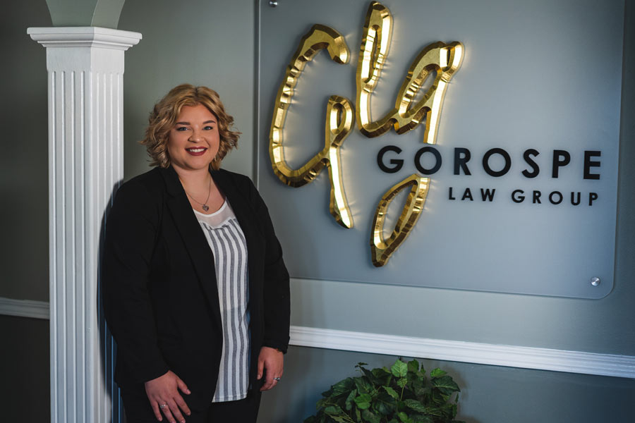 Sierra with the Gorospe Law Group Personal Injury Law Firm in Tulsa
